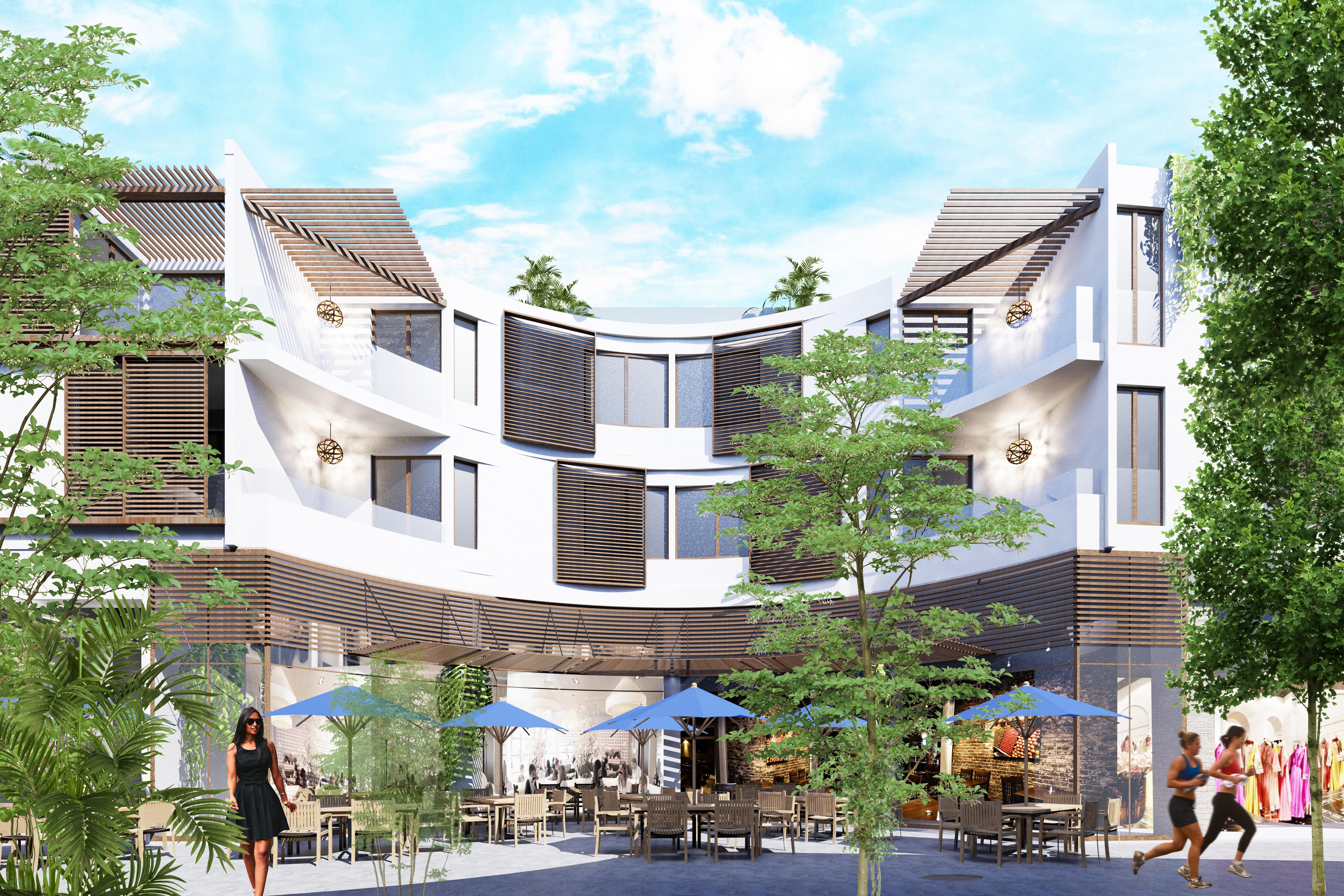 Plaza Quinto Sol Tulum - centro